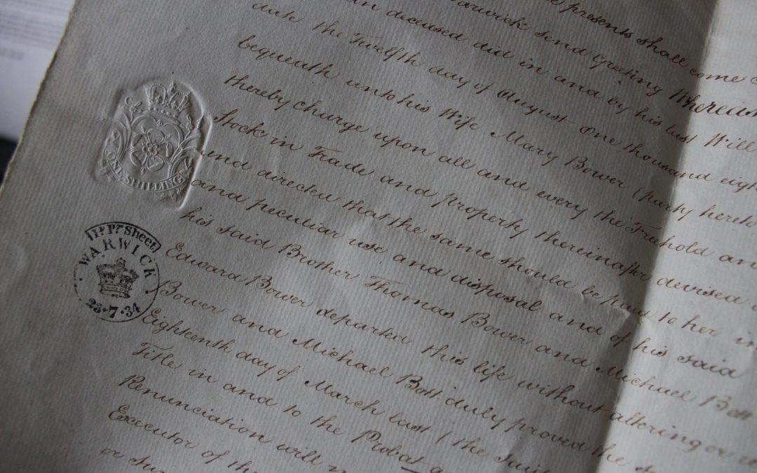 ¿Cómo se sabe si una persona ha hecho testamento?