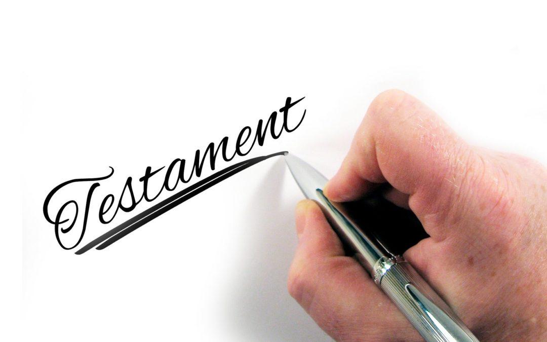 7 consejos para hacer testamento